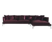 Livera Sectional Sofa