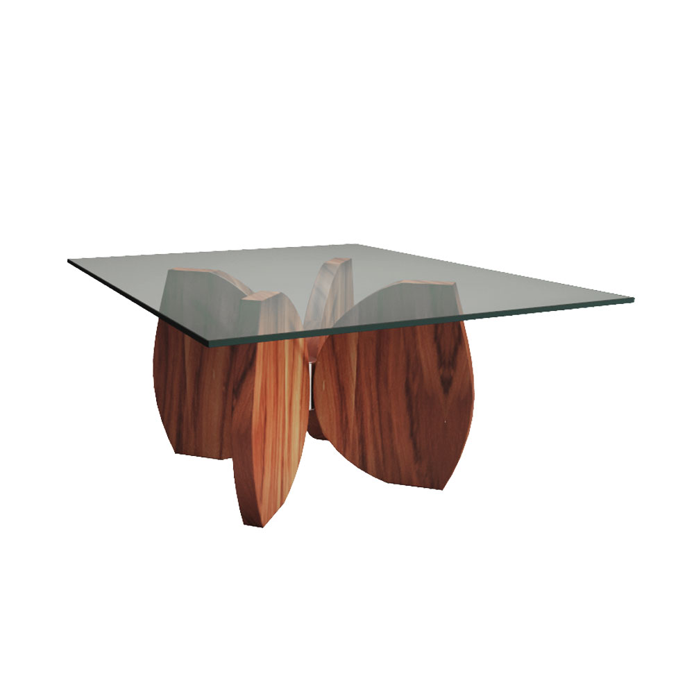 Mariposa Contemporary Dining Table