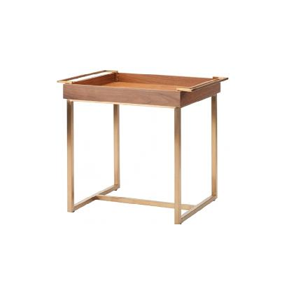Anvil Bras side table